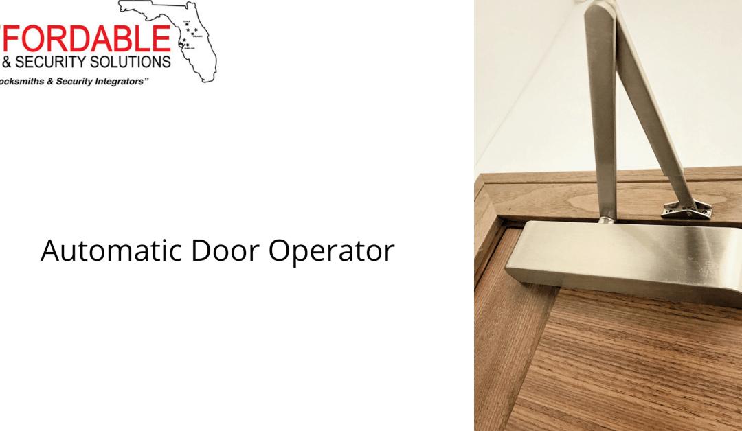 automatic door operator in Altamonte Springs