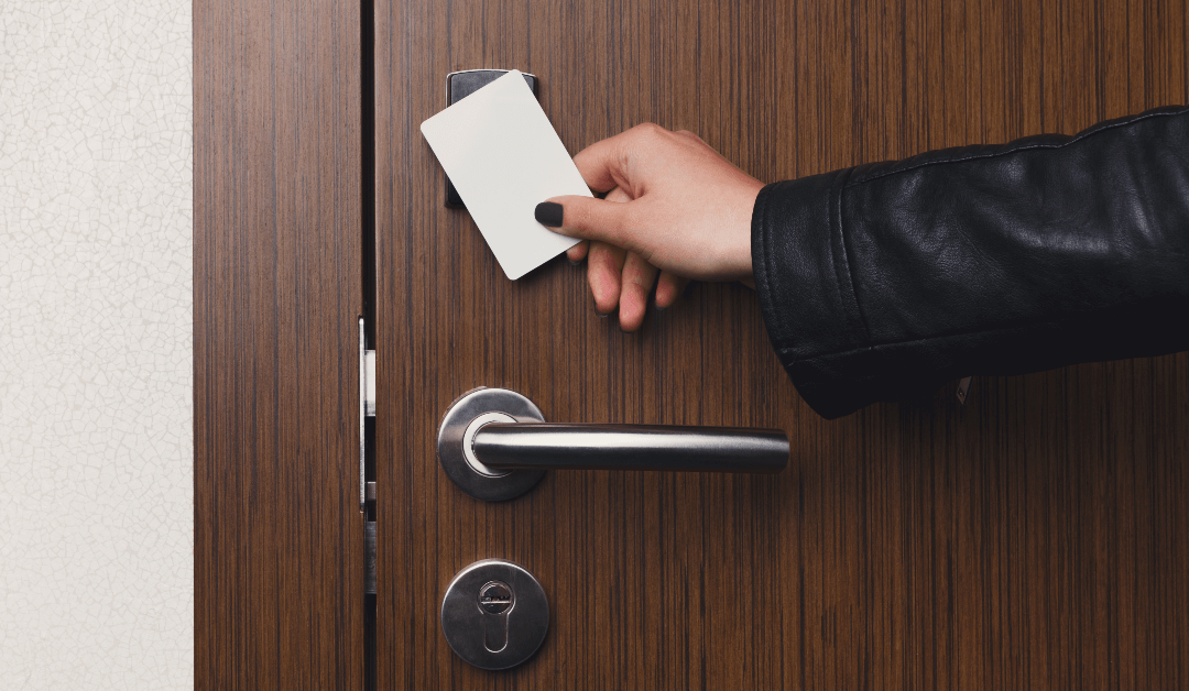 Everything You Need To Know About Keycard Access Control Systems